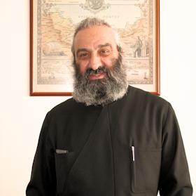 Αποτέλεσμα εικόνας για Αρχιμ. Ειρηναίος Χατζηεφραιμίδης, Καθηγητής Πανεπιστημίου